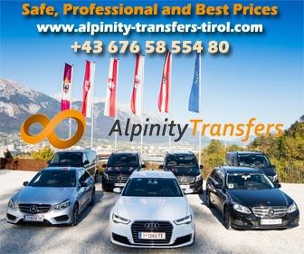 Alpinity Transfer Sölden
