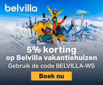 Belvilla Wintersport Rectangle 5 korting