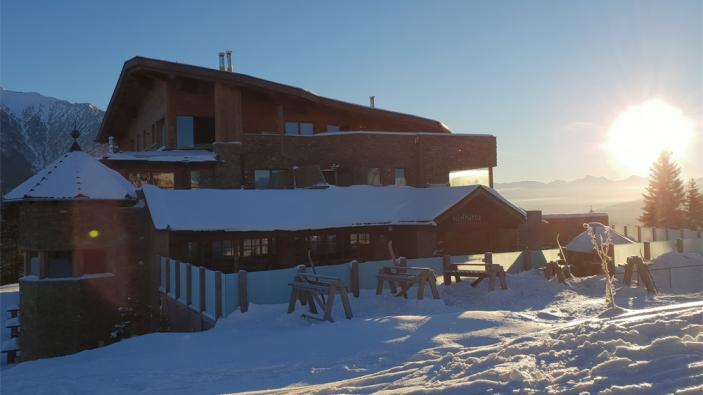 Edelhütte in Seefeld