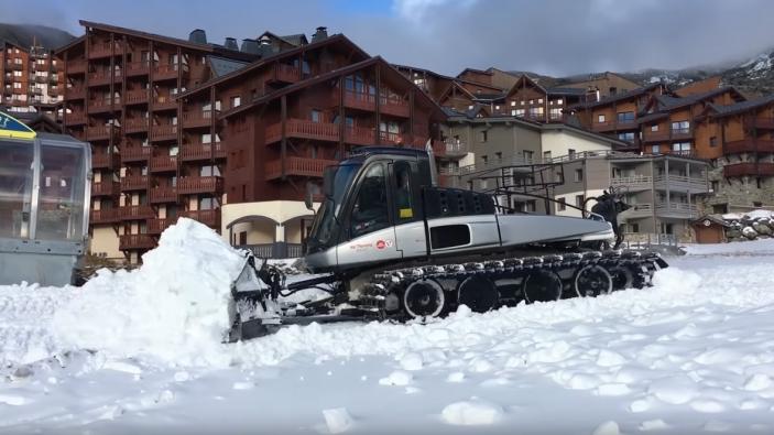 Winterstart Val Thorens 2018
