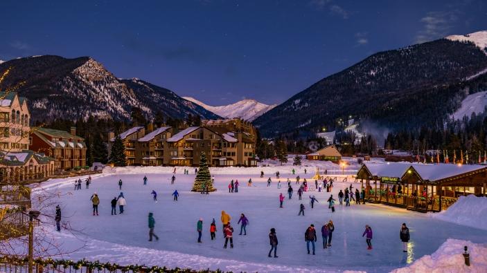 Skigebieden in Colorado - Keystone Colorado