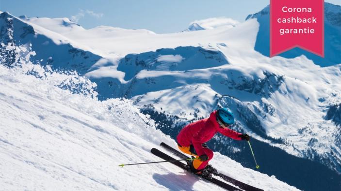 Corona cashback voor Wintersportvakanties bij Summit Travel