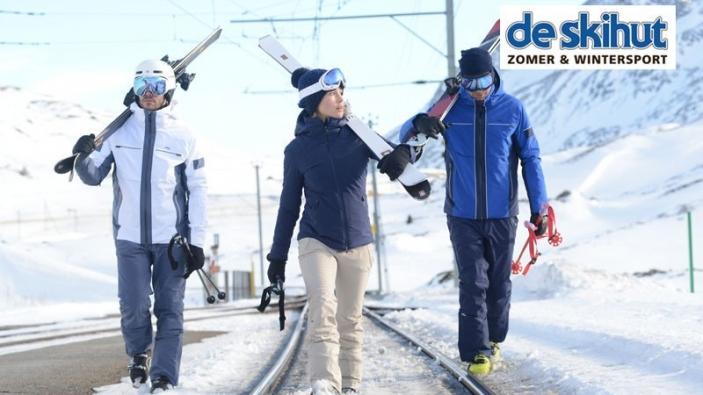 De Skihut Winteropening
