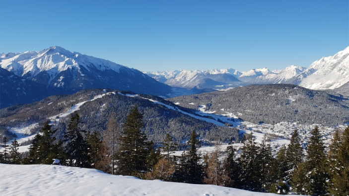 Een perfecte Wintersport