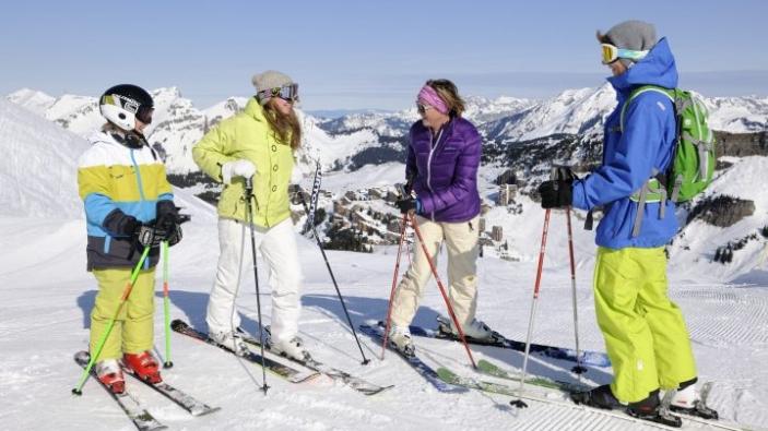 Familie Tips voor op wintersport