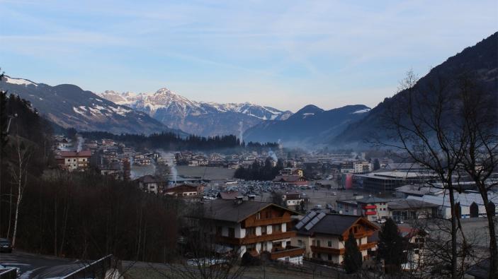 Kaltenbach, Zillertal 13 januari 2020
