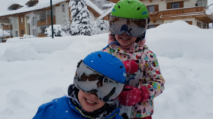 Kindvriendelijke wintersportadressen