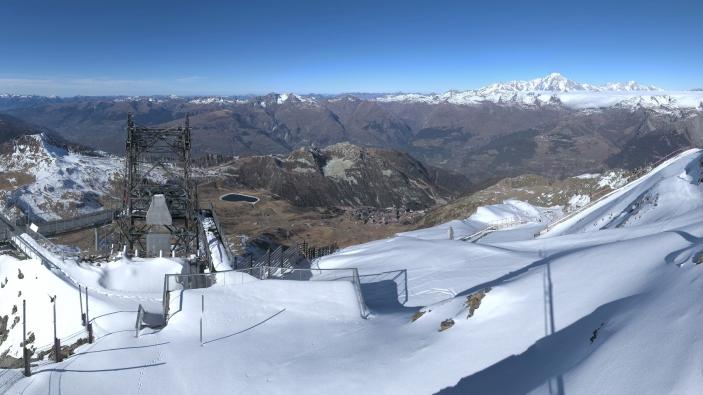 Franse skigebieden na lockdown