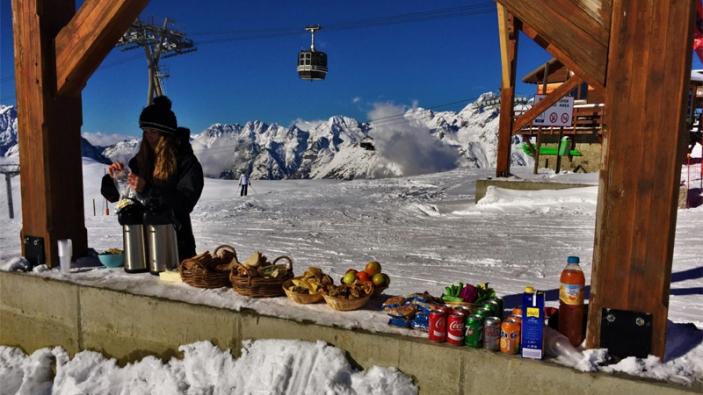 Loge10 - Wintersport catering