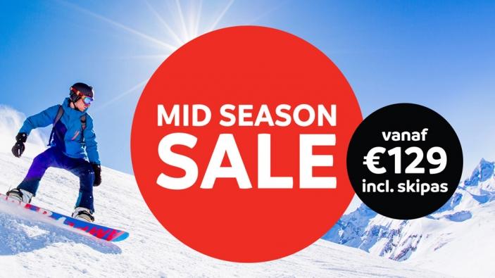 Mid Season Sale Sunweb