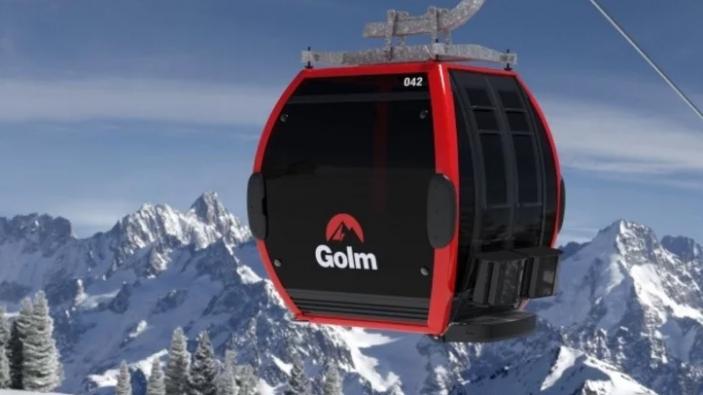 Nieuwe Gondelscabines in Golm - Montafon