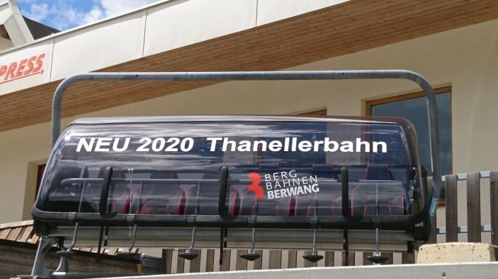 Nieuwe Thanellerbahn