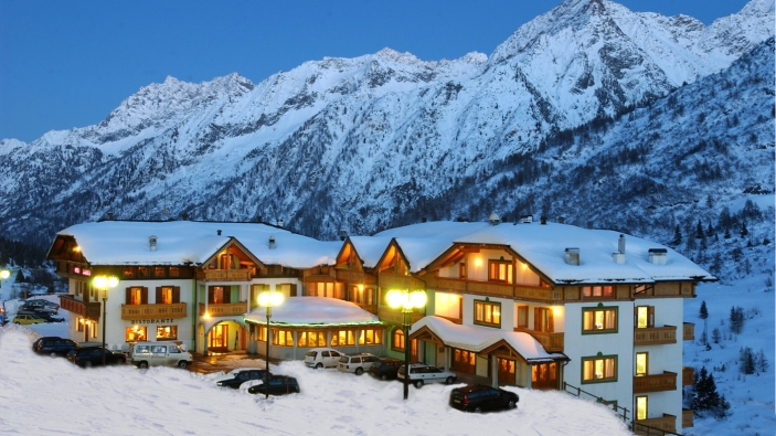 Summit Travel: Passo Tonale - Hotel Gardenia