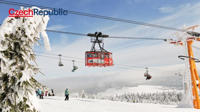 Skiresort Klínovec breidt uit