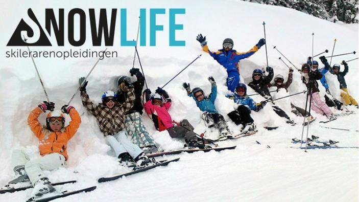 Skileraar worden in Oostenijk