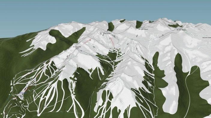 Nieuw Canadees skigebied Valemount