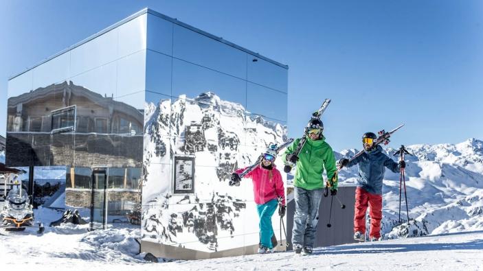 Nieuw in Ski-Optimal Hochzillertal