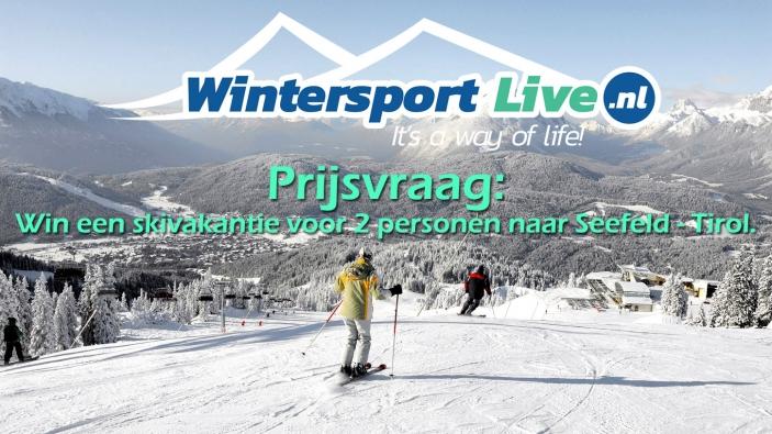 Wintersport Prijsvraag