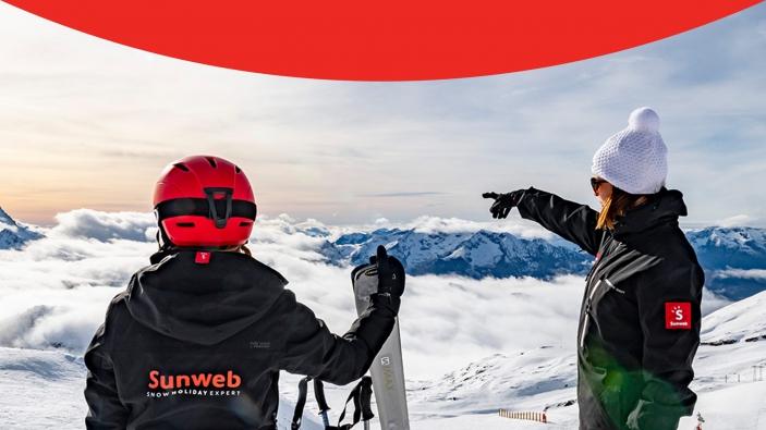 Win een wintersportvakantie met Sunweb