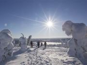 Kerst in Lapland