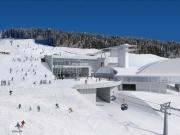 Flying Mozart Mittelstation Snow Space Salzburg