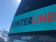 Mini Ski met Winterliner