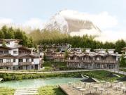 Hollanders bouwen grootste vakantiepark van Tirol