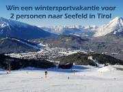 Prijsvraag gratis Wintersportvakantie