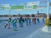 Schaatsen in Luleå - Zweden
