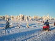 Winteravontuur in het échte Lapland