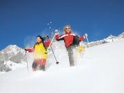 Veel winterplezier en een beetje skiën