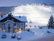 Wintersport in Lapland: Levi