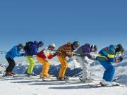 Wintersport met grote groepen