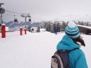 Wintersporttasen en rugzakken op wintersport