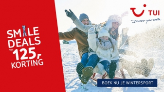 De TUI Smile Deal voor de wintersport