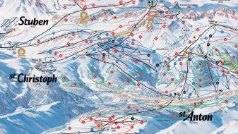 Schindlergratbahn Ski Arlberg