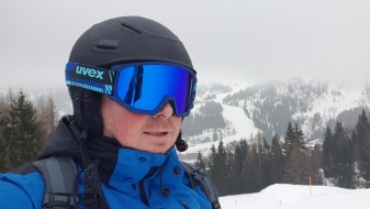 Uvex Athletic FM goggle