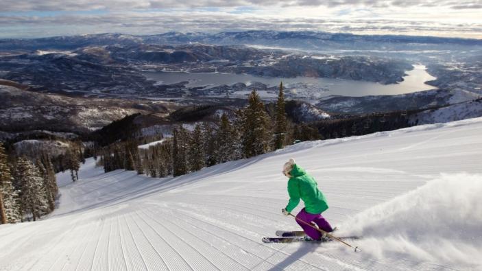 wintersport in Canada en Amerika