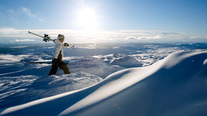Zweden, het land waar het nog echt winter is