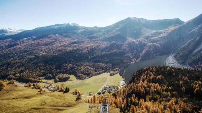 Vernieuwingen Oost-Zwitserland