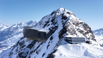 Nieuwe 3S lift in Zermatt - Alpine Crossing