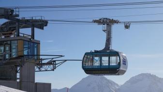 Nieuwe lift Andermatt