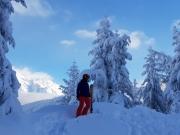Slechte wintersportervaring