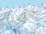 Pistekaart Les 3 Vallées