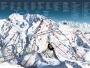 Pistekaart Zermatt Matterhorn
