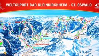 Pistekaart Badkleinkirchheim