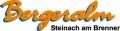 logo Bergeralm-Steinach