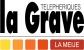 Logo la Grave - La Meije