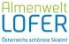 logo Almenwelt Lofer