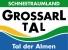 logo skigebied Grossarltal